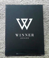 WINNER - DEBUT ALBUM [2014 S/S] [LAUNCHING EDITION] (CD+Polaroid+56p Photobook)