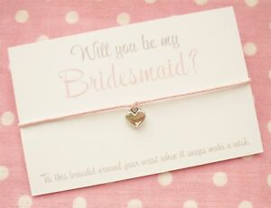 Will-You-Be-My-Bridesmaid-Maid-Honour-Flower-Girl-Wish-Bracelet-Gift-amp-Envelope