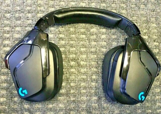 Logitech G935 Wireless DTS:X 7.1 Surround Sound