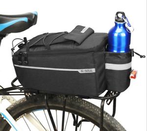 Fahrrad Gepäckträgertasche MTB Isolierte Umhängetasche Vorne//Hinten Fahrradtasch