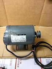 Westinghouse 34 Hp Ac Electric Motor 115 Vac 1 Phase 3450 Rpm 12 Shaft