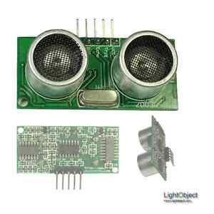 Ultrasound-Motion-Sensor-for-Robotic-Basic-Stamp