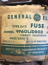 General Electric 9f60ljd803 Fuse New