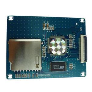 """1.8"""" 40pin Zif/ce Disco Duro A Tarjeta Sd Adaptador de tarjeta SD MMC de arranque del sistema operativo"""