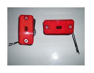 Oem Red Side Marker Light Fleetwood Prowler Rv Camper