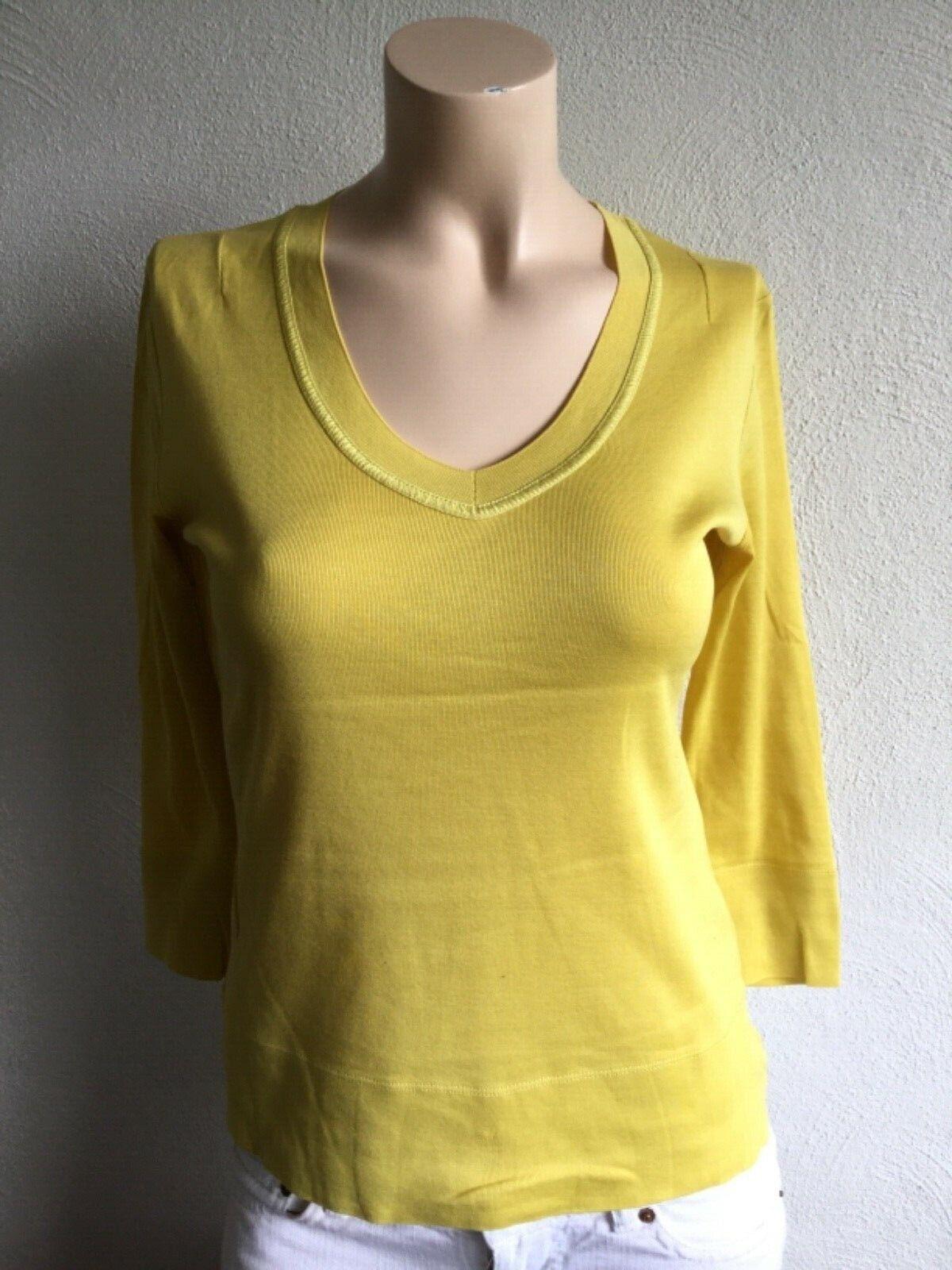 Strenesse Shirt Oberteil Blause top Gr. 36