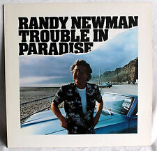 "12"" Vinyl RANDY NEWMAN - Trouble in Paradise"