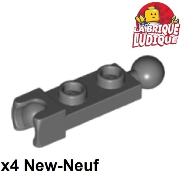 LEGO®  City//Eisenbahn 2x2  dunkelgrauer  Motor