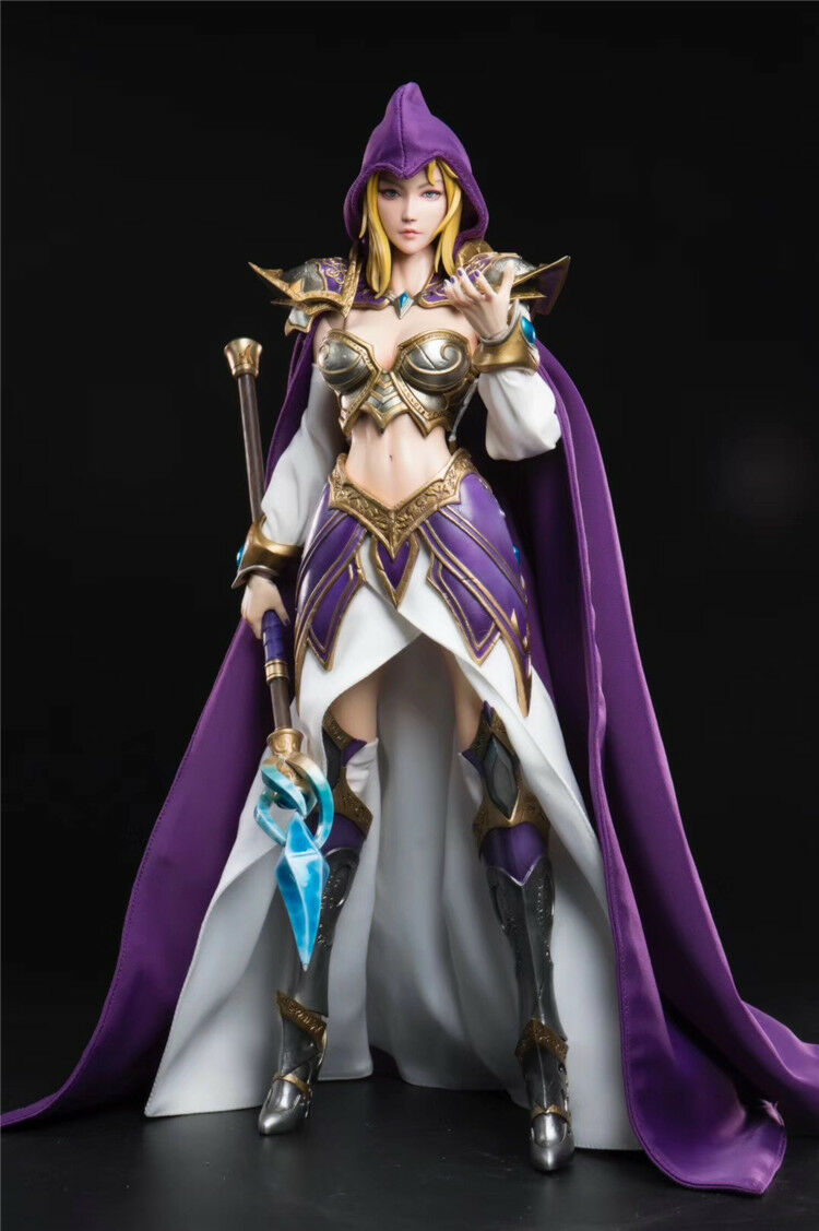 Coreplay MAGO Jaina proudmoore 1 6 SCALA cpwf - 04 Action Figure