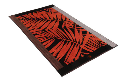 Farbe copper VOSSEN  Strandtuch Badetuch jungle beach exklusiv 100 x 180 cm