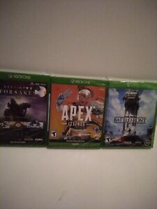 Xbox-One-Lot-Of-3-BRAND-NEW-Games-Destiny-2-APEX-Legends-Star-Wars-Battlefront