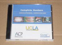 Ivoclar Ivocap Complete Denture Educational Cd For Ucla School Of Dentistry