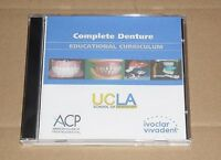Ivoclar Ivocap Complete Denture Educational Cd For Ucla School Of Dentistry