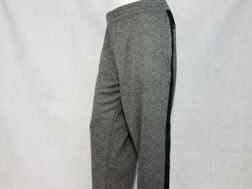 Under Armour mens tapered terry athletic pants track NWT gray 2XL sweatpants