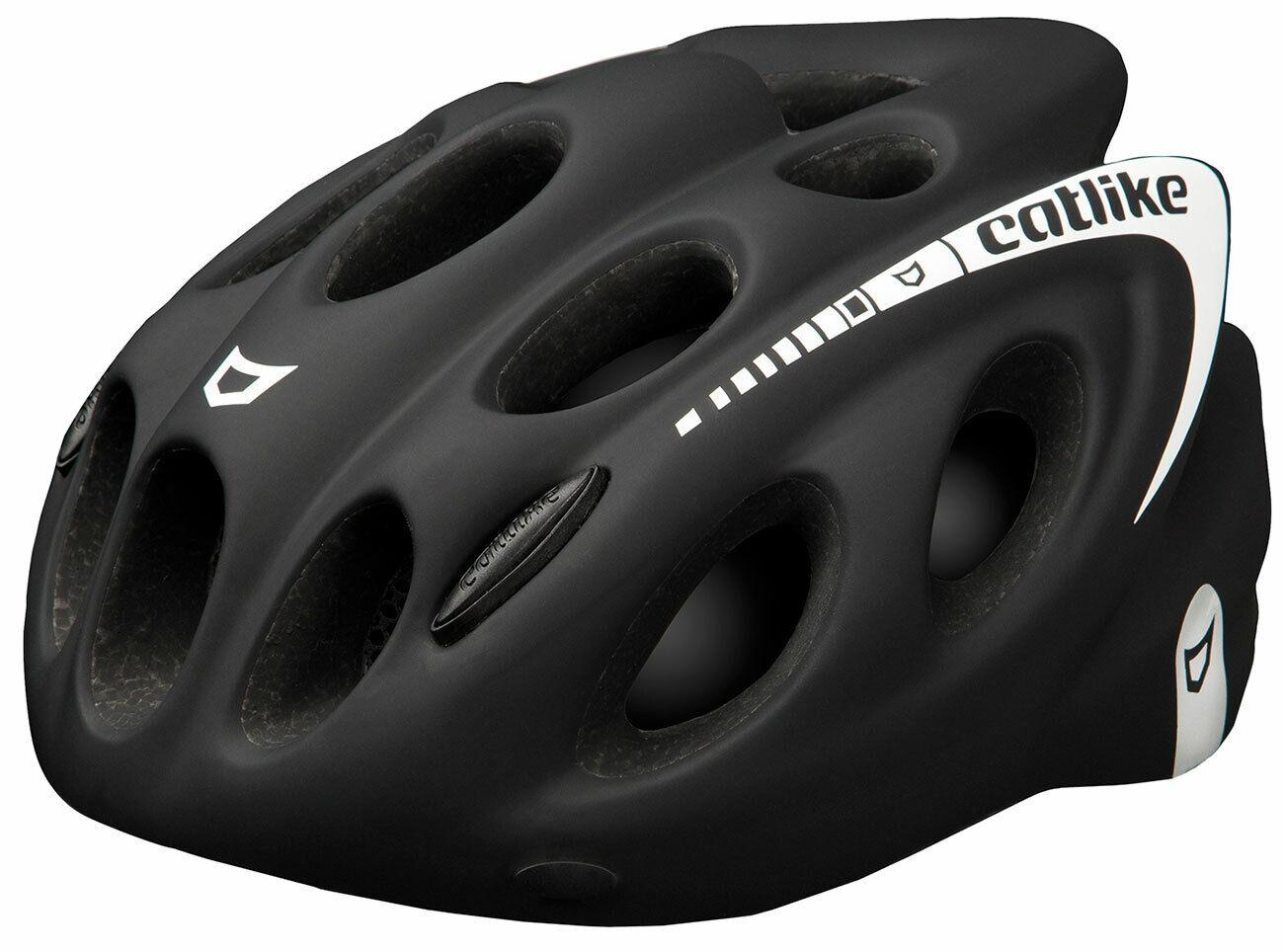 Catlike Kompact/'O Bike Helmet Large 59-61cm Brown//Orange 2133000LGCV