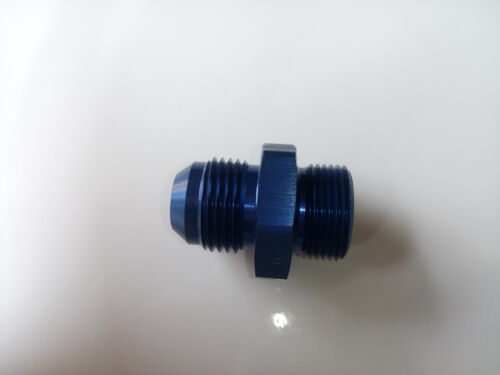 AN 8 =/> M12 x 1,50 mm VENDEUR FRANCAIS Adaptateur Pas Dash//AN en Pas Métrique