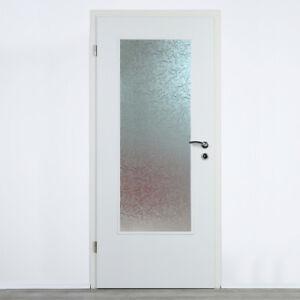 Verglasung Glaseinsatz Für Holztüren Ice Flower Lichtausschnitt Ebay