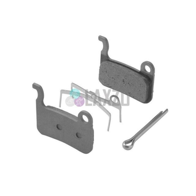 Shimano Pastillas Frenos M07TI (Resina) para Titan Slx XTR Deore y Alfine