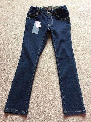 Le Ragazze Guess Designer Blu Jeans Attillati-età 5 Anni (4-5) - Nuovo Con Etichetta Nuovo-mostra Il Titolo Originale Facile E Semplice Da Gestire