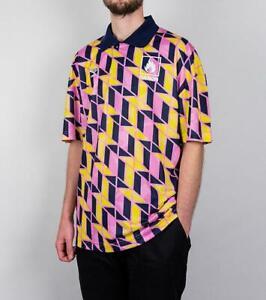 Hanon / Umbro Retro Scotland 1990 Leisure Football Shirt XL Extra Large