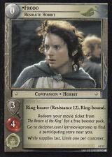LOTR TCG Promo 0P27 Frodo, Resolute Hobbit