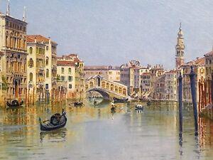 RIALTO-BRIDGE-VENICE-by-A-Brandeis-boat-Tile-Mural-Backsplash-Marble-Ceramic