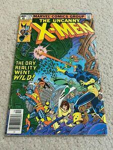 Uncanny-X-Men-128-VG-4-5-Wolverine-Cyclops-Storm-Phoenix