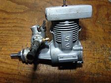SC 46H NITRO HELI ENGINE HARDLY USED