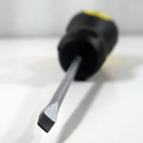 Cr-v Fente Magnétique tournevis 3 x 165 MM travail longueur 75 mm CRV plat Flat