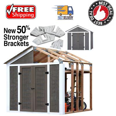 70188 Storage Sheds Barn Style Instant Framing Kit