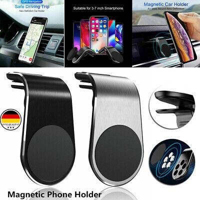 handyhalterung auto magnet smartphone kfz halterung l ftungsgitter universal ebay. Black Bedroom Furniture Sets. Home Design Ideas