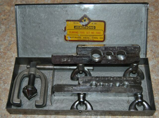 ARMSTRONG Flaring Tool Set #7080