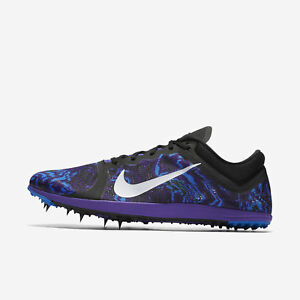 b68fd3398b5a Nike Zoom XC Track and Field Spikes - Hyper Grape White Black Blue ...