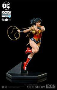 Iron-Studios-DC-Series-3-WONDER-WOMAN-1-10-Art-Scale-Statue-Regular-Version-NEW
