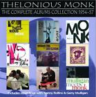 The Complete Albums Collection 1954-1957 von Thelonious Monk (2015)