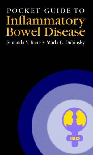 Pocket Guide to Inflammatory Bowel Disease, , Very Good condition, Book