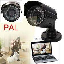 1300TVL HD Color Outdoor CCTV Surveillance Security Camera IR Night Video PAL WT