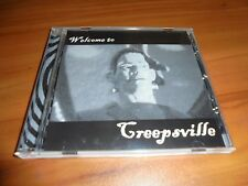Welcome to Creepsville by Various (CD 2006) Used RARE OOP
