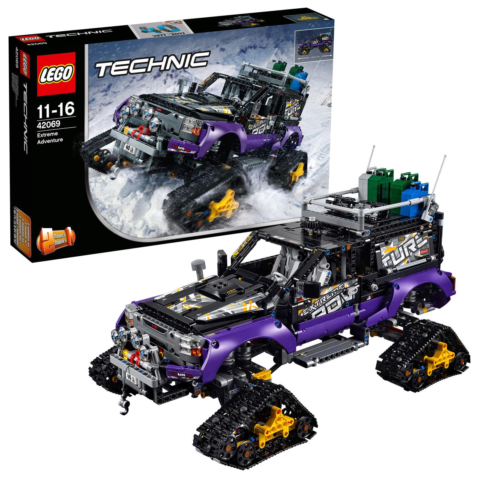 Lego ® Technic-extrêmement terrain Véhicule 42069
