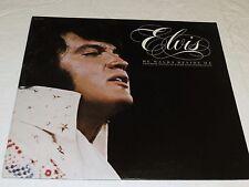 Elvis Presley He walks with Me Faith Inspiration  LP Album RARE Record vinyl