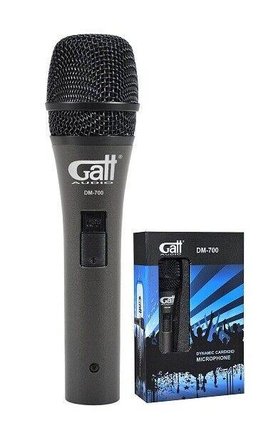 Vokal Performer Mikrofon, Gatt DM-700
