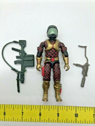Lamprey Viper Python Patrol 2003 100/% complete GI Joe Builder Army Trooper Cobra