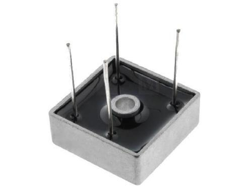 1000V Ponte raddrizzatore 50A 1KV Wire Case Metal