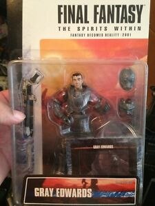 Final Fantasy The Spirits Within Movie Af Gray Edwards In Combat