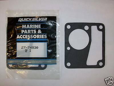 QUICKSILVER THERMOSTAT HOUSING GASKET  PART# 27-60208