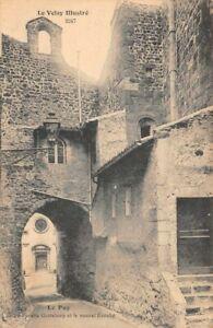 Le-Puy-Portalvorbau-Grateloup-und-das-Neue-Bistum-der-Velay-Abbildungen