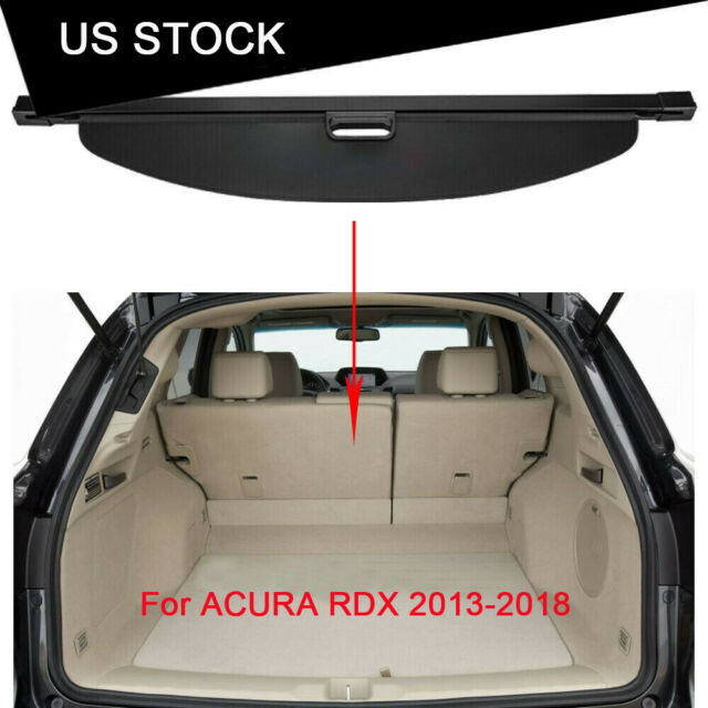 Fit For Acura RDX 13-2018 Rear Cargo Cover Rear Trunk