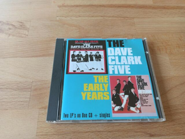The Dave Clark Five - The Early Years - Musik CD Album