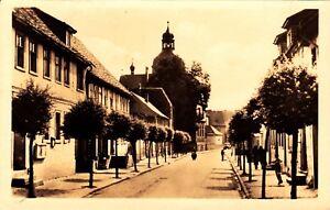 Harzgerode / Harz ,Ansichtskarte, 1955 gelaufen - Rostock, Deutschland - Harzgerode / Harz ,Ansichtskarte, 1955 gelaufen - Rostock, Deutschland