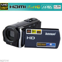 16mp Full Hd 1080p Camcorder Digital Video Kamera 3.0 Lcd 16x Zoom Dv Camera